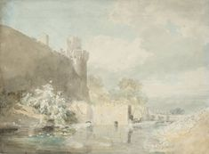 'Warwick Castle', Joseph Mallord William Turner | Tate