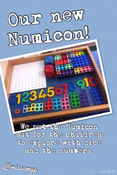 Image result for eyfs numicon