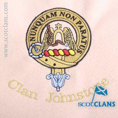 Clan Johnstone Custo