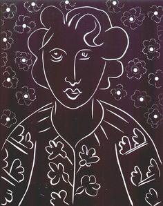 treebystream:  Isaia by Henri Matisse, 1938