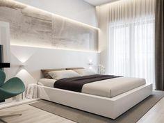 Image of: modern bedroom wall designs master bedroom image of modern bedroom wall decor cute Modern Luxury Bedroom, Master Bedroom Interior, Luxury Bedroom Design, Home Room Design, Master Bedroom Design, Luxurious Bedrooms, Bedroom Furniture, Interior Design, Modern Master Bedroom