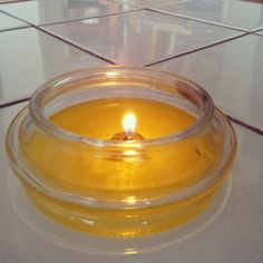 #ghee candle