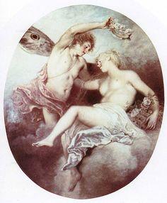 Le Printemps by Jean-Antoine Watteau Jean Antoine Watteau, Seasonal Image, Sculpture Painting, Lost Art, Art For Art Sake, Crown Jewels, French Art, Cool Words, Art History