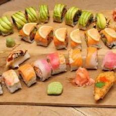 Salamander Restaurant's Maki Rolls recipes