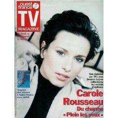 TV Magazine Ouest-France (n°16499) du 12/02/1999 - Carole Rousseau - Nadia Fares - Michel Petrucciani - Steven Spielberg - Les Guignols - Laurent Boyer - ... [Magazine mis en vente par Presse-Mémoire]