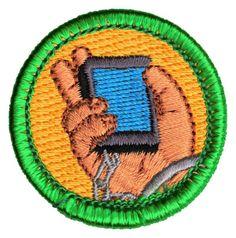 Cell Phone Addicition Merit Badge