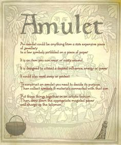 What's an Amulet?