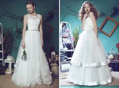 Alice In Wonderland Wedding Dresses Collection | Weddingomania ...