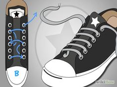How To Lace Converse, Converse Shoes, Chuck Taylor Sneakers, High Tops, Life Hacks, High Top Sneakers, Take That, Footwear, Random