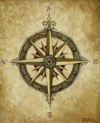 Risultati immagini per lord of the rings compass