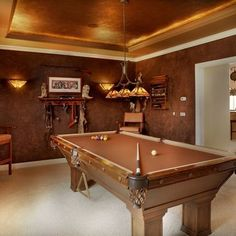 cool game room