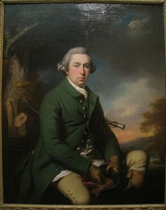 William, Sixth Baron Craven, 1768, by Francis Cotes