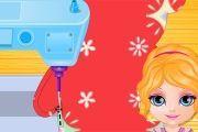 Barbie Oyuncak Dikiyor oyunu oyna.Barbie küçüklükten buyana el becerisi olan bir bebekti.Şimdilerde ise çocukların çok sevdiği oyuncakları dikiyor.Önce oyuncağı seç ve ardından makas ,kumaş ,dikiş makinası ile harikalar yaratıyor.Sizde ona yardımcı olmaya ne dersini?Kolay gelsin. http://www.oyunli.com/barbie-oyuncak-dikiyor.html #barbieoyuncak  #barbieoyna  #oyunoyna