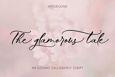 The Glamorous Tale |
