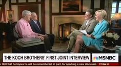 10 Of The Worst Moments From Morning Joe's Fawning Koch Brothers Interview