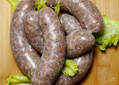 Saucisse blanche polonaise - à partir de zéro | Karo dans la cuisine How To Make Sausage, Sausage Making, Smoking Meat, Charcuterie, Food, Drink, Recipes, Sausages, Food And Drinks