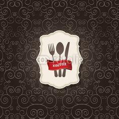 Vecteur : Restaurant menu design