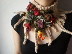 Elan ... Knitted Neckwarmer