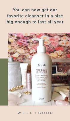 Face Cleanser, Wash Your Face, Face Wash, Diy Beauty Projects, Holy Grail Products, Magnetic Field, Skin Elasticity, Hello Gorgeous, Healthy Skin Care