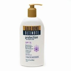 Gold Bond Ulitmate Protection SPF 15