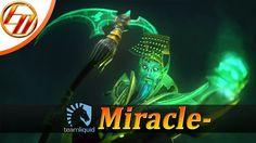 Miracle-  Necrophos Mid  Dota 2 Pro Gameplay | Miracle- Fullgame