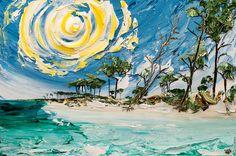 JUSTIN GAFFREY SS36X24-2017-086 GHOST TREE-CROOKED ISLAND | Flickr