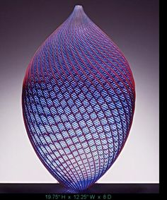 Borneo by Lino Tagliapietra. Unknown date. Blown glass.