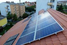 Nézd meg referenciáinkat Solar Panels, Outdoor Decor, Sun Panels, Roof Solar Panels