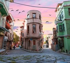 "theworldcamera: ""Balat  turkey . .  . . @theworldcamera feature is by @saaggo . . . . .  your photo caught our eyes and we would like to share this beautiful photo with the world  . . .  Thank you for participating with us with the hashtag #theworldcamera . .  For a chance to be featured please tag @theworldcamera and hashtag #theworldcamera    . #instagram #nature #sky #sea #ice #beautiful #earth #unreal #stars  #lightning #instagood  #mountins  #reflection #balloon #iceland #china  #europe…"