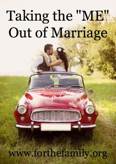 "GREAT advice for marriage!!! Taking the ""ME"" Out of Marriage! [more at pinterest.com/eventsbygab]"