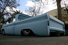 Low Chevy Truck