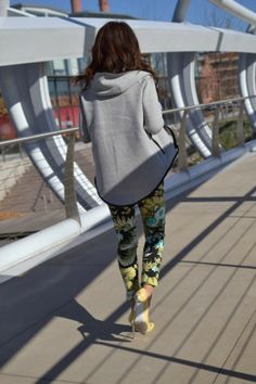 Nike Tech Fleece Cape by Monica Lavinia Garcia | Lucky Community