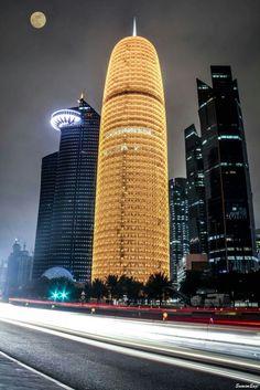 World trade center #Doha Tower #Qatar