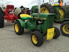 murray 11 lawn tractor riding mower made in 1980 near. Black Bedroom Furniture Sets. Home Design Ideas