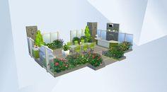 ¡Mira esta habitación en la galería de Los Sims 4! -