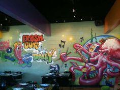 Sushi Groove