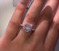 Morganite engagement ring rose gold Diamond Cluster ring Unique engagement ring vintage wedding women Bridal Set Jewelry Anniversary gift - Fine Jewelry Ideas - solitaire wedding rings really are stunning Image# 9035 - Dream Engagement Rings, Wedding Rings Solitaire, Morganite Engagement, Rose Gold Engagement Ring, Vintage Engagement Rings, Wedding Engagement, Expensive Engagement Rings, Tiffany Wedding Rings, Big Wedding Rings