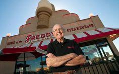 85-year-old is inspiration behind Wichita's Freddy's Frozen Custard