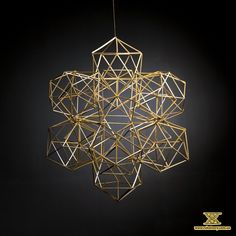 frames from tubes Geometric Decor, Geometric Shapes, Straw Decorations, Paper Chandelier, Everything Is Illuminated, Sacred Geometry Art, Geometric Sculpture, Weaving Designs, Weaving Art