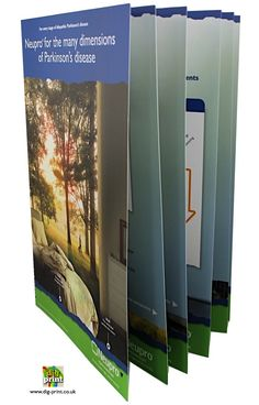 Digprint - Spiral bound brochure
