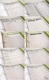 One Stop Teacher Shop - Teaching Resources for Upper Elementary: Putting Together The Ultimate Teacher Binder