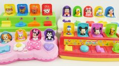 LOTS of Pop Up Toys from Paw Patrol Minnie Mickey Mouse Clubhouse Learn Colors & Count Surprise Eggs.  Toys in other languages are known as: Παιχνίδια トイズ ġugarelli hračky іграшки hračky legetøj 장난감 juegos juguetes giocattoli spielwaren brinquedos carrinhos spielsachen leker spielzeug jouets speelgoed 玩具leksaker खलन игрушки đồ chơi oyuncaklar zabawki bréagáin.  Subscribe here to never miss a video: https://www.youtube.com/channel/UCsRW8ikkc-uISUXtNKBfFcw?sub_confirmation=1  - Watch my last…