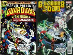 "Guardians 3000 #1 Incentive ""Deadpool 75th Anniversary Photobomb"" Variant"