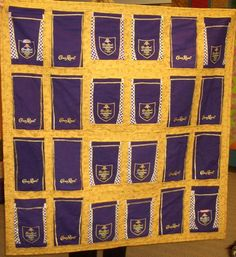 Crown Royal Bag Blanket Pattern | Crown Royal Bag Quilt