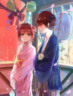 最初 (L Syaoran and K Sakura - Cardcaptor Sakura)