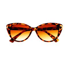 Glamorous Retro Fashion Designer Style Womens Cat Eye Sunglasses C02