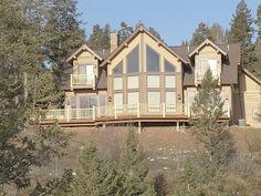 VRBO.com #157160ha - New Best View Estate...Panoramic Lake,Valley,Mountain Views!!
