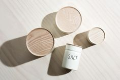 JOINERY - Enamel Canisters by Riess - SHOP