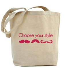 Choose your style Tote Bag