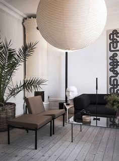 A striking Stockholm home